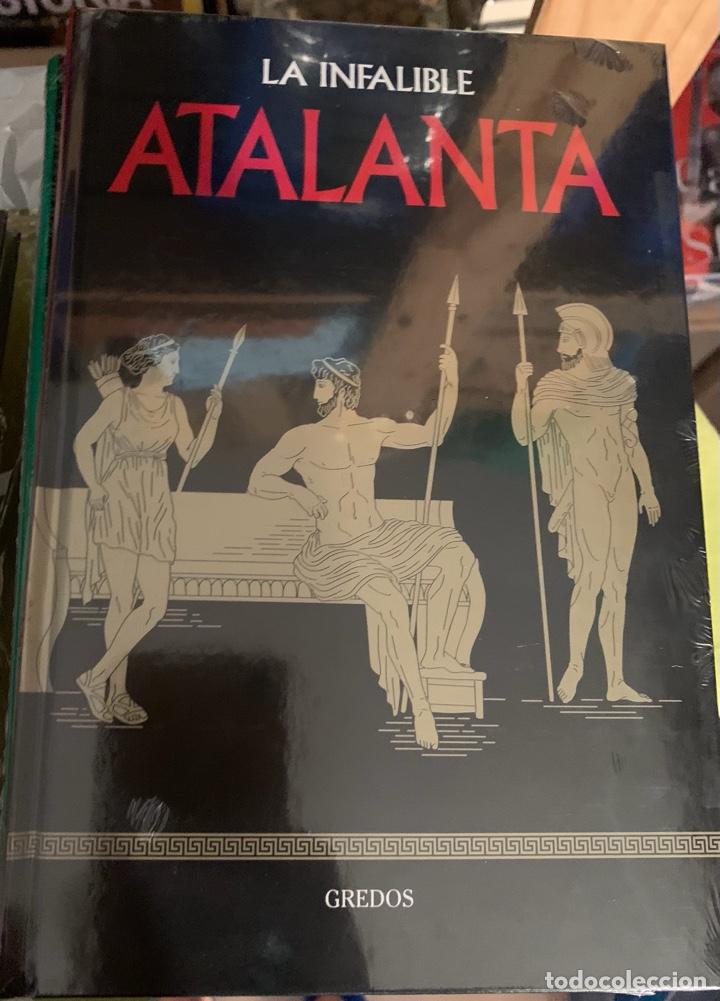 COLECCIÓN MITOLOGÍA GREDOS LA INFALIBLE ATALANTA (Libros Nuevos - Literatura - Narrativa - Clásicos Universales)