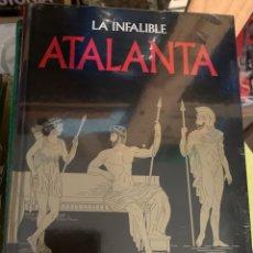 Libros: COLECCIÓN MITOLOGÍA GREDOS LA INFALIBLE ATALANTA. Lote 289838533