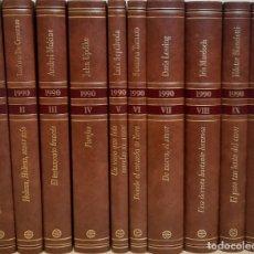 Libros: 10 CLASICOS UNIVERSALES DECADA 1990 EDITORIAL PLANETA. Lote 293571503