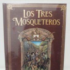 Libros: LOS TRES MOSQUETEROS VOL. 1 - ALEJANDRO DUMAS - GRANDES NOVELAS DE AVENTURAS N. 3 (PRECINTADO). Lote 293682383
