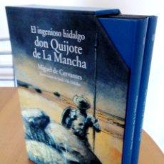 Libros: EDICIÓN ILUSTRADA DON QUIJOTE. Lote 294164433