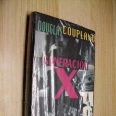 Libri: GENERACIÓN X DE DOUGLAS COUPLAND NUEVO Y PRECINTADO. Lote 294449063