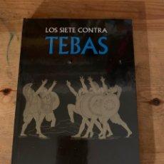 Libros: COLECCIÓN MITOLOGÍA LOS SIETE CONTRA TEBAS - NUEVO. Lote 294487923