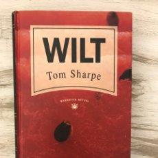 "Libros: LIBRO ""WILT"",AUTOR TOM SHARPE.EDITORIAL RBA. Lote 294491053"