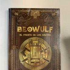 Libros: MITOLOGÍA NÓRDICA BEOWULF AL FRENTE DE LOS GAUTAS - NUEVO. Lote 295581033