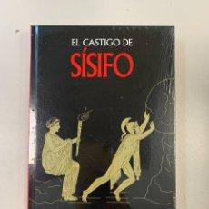 Libros: COLECCIÓN MITOLOGÍA EL CASTIGO DE SÍSIFO - NUEVO. Lote 295582983