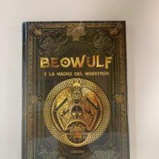 Libros: BEOWULF Y LA MADRE DEL MONSTRUO - COLECCIÓN MITOLOGÍA NÓRDICA - NUEVO. Lote 295590923