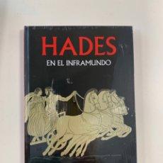 Libros: HADES EN EL INFRAMUNDO - COLECCIÓN MITOLOGÍA - NUEVO. Lote 295609693