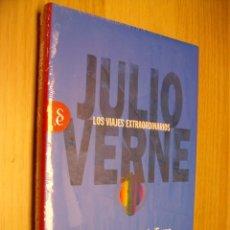 Libros: VIAJE AL CENTRO DE LA TIERRA DE JULIO VERNE -NUEVO Y PRECINTADO. Lote 296711593