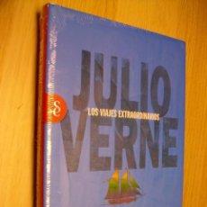 Libros: UN CAPITÁN DE QUINCE AÑOS I DE JULIO VERNE -NUEVO Y PRECINTADO. Lote 296711823