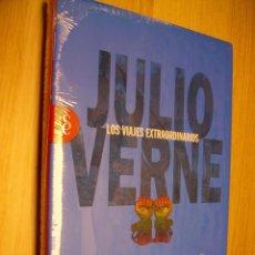 Libros: UN CAPITÁN DE QUINCE AÑOS II DE JULIO VERNE -NUEVO Y PRECINTADO. Lote 296711983