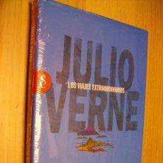 Libros: ESCUELA DE ROBINSONES DE JULIO VERNE -NUEVO Y PRECINTADO. Lote 296712143
