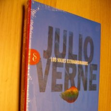 Libros: VEINTE MIL LEGUAS DE VIAJE SUBMARINO I DE JULIO VERNE -NUEVO Y PRECINTADO. Lote 296712378
