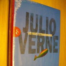Libros: VEINTE MIL LEGUAS DE VIAJE SUBMARINO II DE JULIO VERNE -NUEVO Y PRECINTADO. Lote 296712523