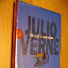 Libros: MIGUEL STROGOFF I DE JULIO VERNE -NUEVO Y PRECINTADO. Lote 296713928