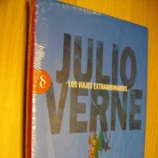 Libros: MIGUEL STROGOFF II DE JULIO VERNE -NUEVO Y PRECINTADO. Lote 296714043