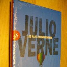 Libros: ROBUR EL CONQUISTADOR DE JULIO VERNE -NUEVO Y PRECINTADO. Lote 296714208