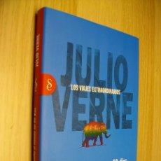 Libros: LA VUELTA AL MUNDO EN 80 DÍAS DE JULIO VERNE - NUEVO. Lote 296714868