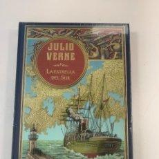 Libros: COLECCIÓN JULIO VERNE - LA ESTRELLA DEL SUR - NUEVO. Lote 296943668