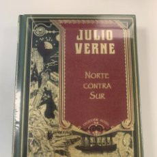 Libros: COLECCIÓN JULIO VERNE NORTE CONTRA SUR - NUEVO. Lote 296944038