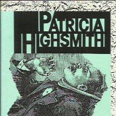 Libros: EL AMIGO AMERICANO / PATRICIA HIGHSMITH.. Lote 296963083