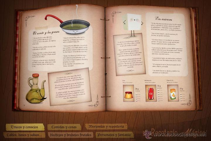 Libros: Cocina. Gastronomía. El recetario mágico - Desiree Arancibia (Cartoné) - Foto 2 - 95974078