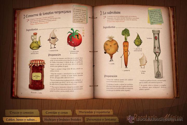 Libros: Cocina. Gastronomía. El recetario mágico - Desiree Arancibia (Cartoné) - Foto 3 - 95974078