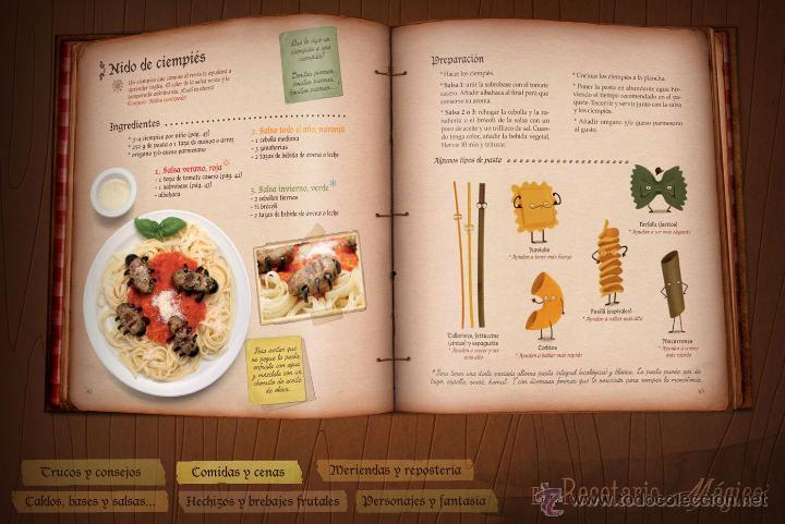 Libros: Cocina. Gastronomía. El recetario mágico - Desiree Arancibia (Cartoné) - Foto 4 - 95974078