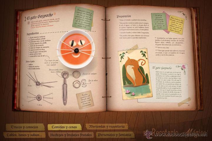 Libros: Cocina. Gastronomía. El recetario mágico - Desiree Arancibia (Cartoné) - Foto 5 - 95974078