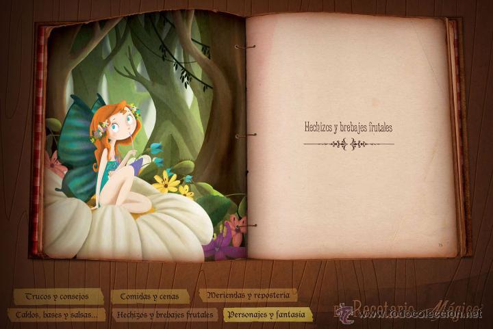 Libros: Cocina. Gastronomía. El recetario mágico - Desiree Arancibia (Cartoné) - Foto 6 - 95974078