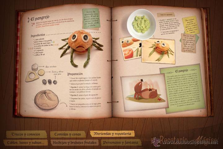 Libros: Cocina. Gastronomía. El recetario mágico - Desiree Arancibia (Cartoné) - Foto 8 - 95974078