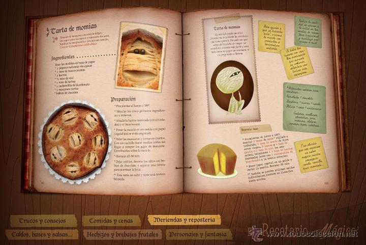 Libros: Cocina. Gastronomía. El recetario mágico - Desiree Arancibia (Cartoné) - Foto 9 - 95974078