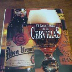 Libros: EL GRAN LIBRO DE LAS CERVEZAS.. Lote 50714617
