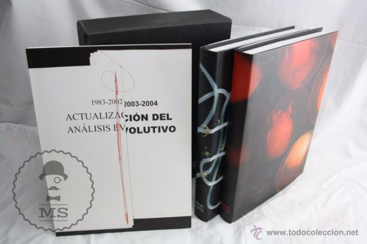 PAREJA LIBROS - EL BULLI 2003 Y 2004. FERRAN ADRIÀ, JULI SOLER Y ALBERT ADRIÀ - EL BULLI BOOKS (Libros Nuevos - Ocio - Cocina y Gastronomía)