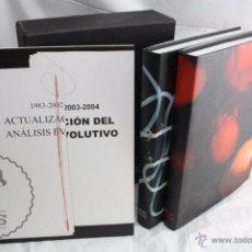 Libros: PAREJA LIBROS - EL BULLI 2003 Y 2004. FERRAN ADRIÀ, JULI SOLER Y ALBERT ADRIÀ - EL BULLI BOOKS. Lote 109776372