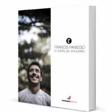 Libros: COCINA. GASTRONOMÍA. EL PORTAL DEL ECHAURREN - FRANCIS PANIEGO ED MULTILINGÜE: INGLÉS/ESPAÑOL. Lote 52024015