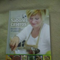 Libros: SABORES CASEROS, NUEVO. Lote 62403830