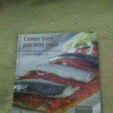 Libros: COMER BIEN POR MUY POCO, NUEVO. Lote 62403900