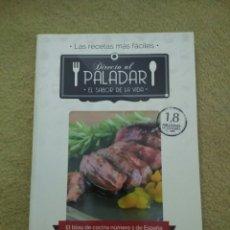 Libros: DIRECTO AL PALADAR, NUEVO. Lote 62403959