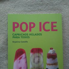 Libros: POP ICE. Lote 67735510