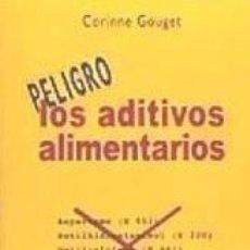 Libros: ADITIVOS ALIMENTARIOS, LOS.. Lote 67906515