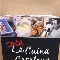 Libros: TOTA LA CUINA CATALANA DE LA A A LA Z - VOL 1 - ÀBAC-CAL PELEGRÍ. LIBRO NUEVO.. Lote 73828007