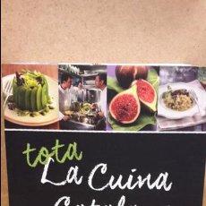 Libros: TOTA LA CUINA CATALANA DE LA A A LA Z - VOL 3 - DÈNTOL-LA FITORRA. LIBRO NUEVO.. Lote 73829015