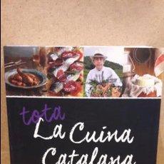Libros: TOTA LA CUINA CATALANA DE LA A A LA Z - VOL 4 - LASARTE-NATA. LIBRO NUEVO.. Lote 73829347