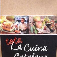Libros: TOTA LA CUINA CATALANA DE LA A A LA Z - VOL 5 -NECTARINA-RACÓ D'EN BINU. LIBRO NUEVO.. Lote 73829811
