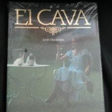 Libros: EL CAVA (PROLEG:M. IBAÑEZ ESCOFET)TAPA DURA–1994 DE JORDI OLAVARRIETA (AUTOR) - NUEVO RETRACTILADO. Lote 74157131