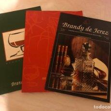 Libros: BRANDY DE JEREZ. Lote 77101775