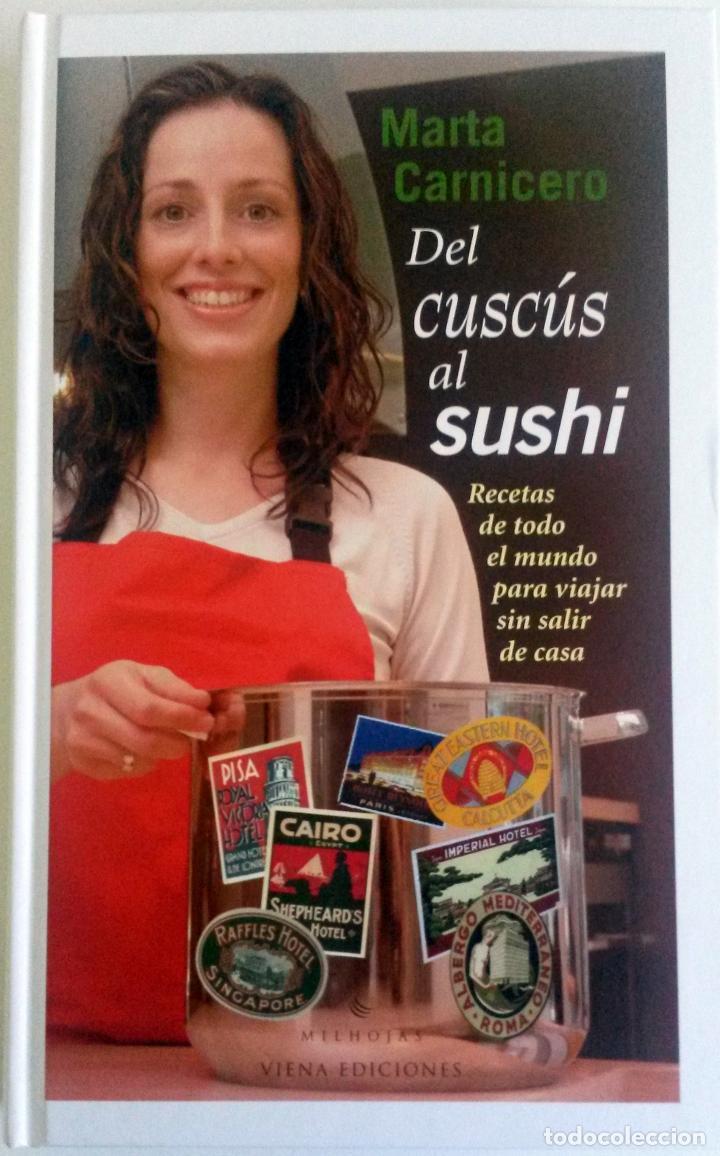 LIBRO: DEL CUSCÚS AL SUSHI. (Libros Nuevos - Ocio - Cocina y Gastronomía)