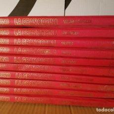 Libros: LA GRAN COCINA ED OCEANO MEDIDAS30X25. Lote 86220691