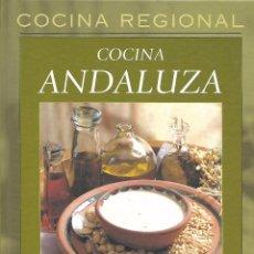 Libros: COCINA ANDALUZA. ANDALUCÍA.. Lote 89275988